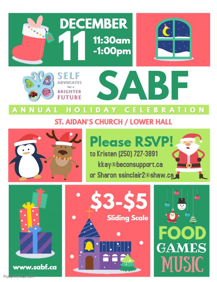 Self Advocates for a Brighter Future – SABF
